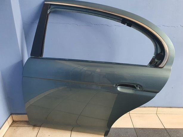Drzwi jaguar s-type lewy tył
