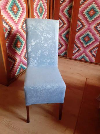 Krzesło po poprawkach