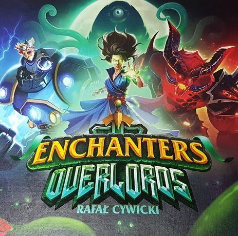 Enchanters: Overlords BIG BOX - gra planszowa