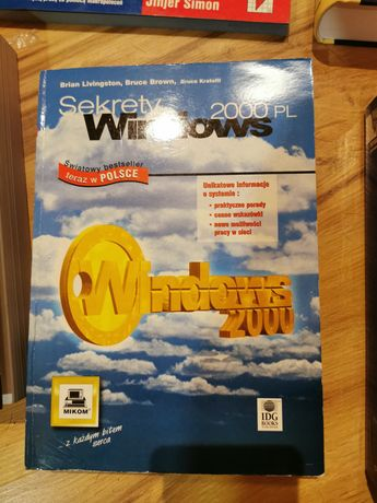Windows 2000 sekrety