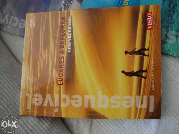 Livros de viagens