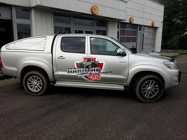 Zabudowa Toyota Hilux Hardtop sport
