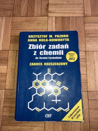 Zbiór zadańz chemii, Krzysztof Pazdro