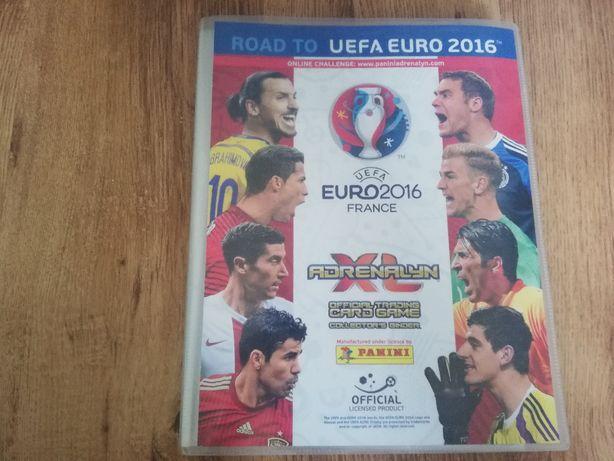 kart panini road to euro 2016