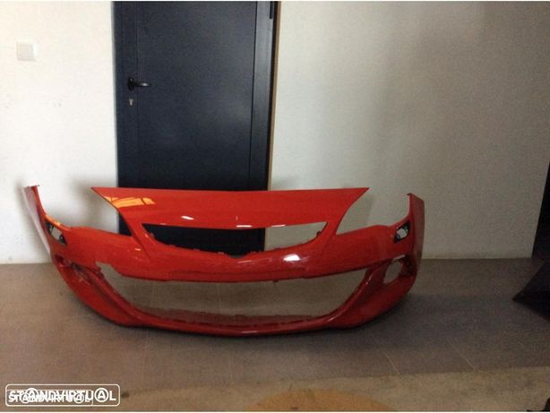 Parachoque Opel astra j opc