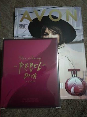 Perfum Far Away Rebel & Diva