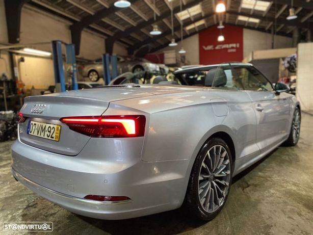 Audi A5 Cabrio Cabrio.2.0 TDi S-line S tronic