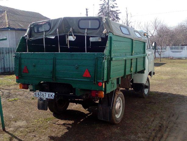 Продам УАЗ 452 д