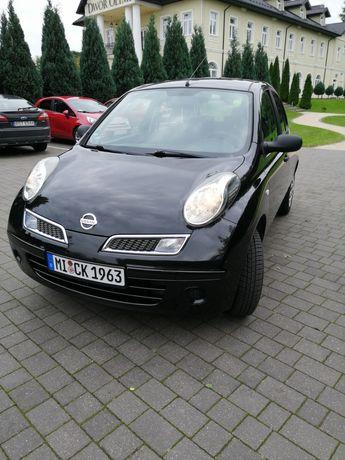Nissan Micra ##1.2 benzyna na łańcuszku 2009r#Niemcy