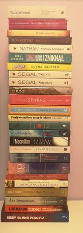 Zestaw 25 książek