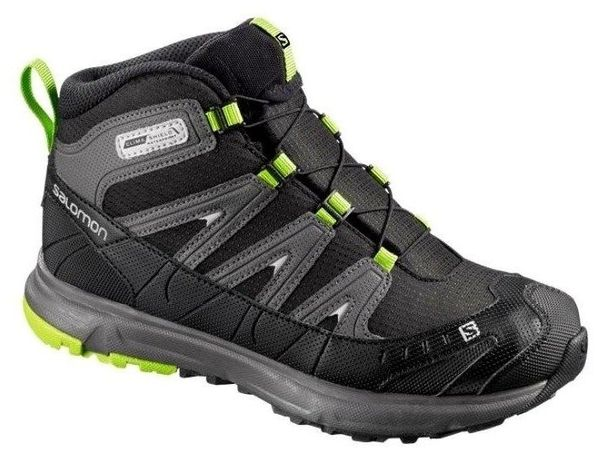 Buty trekkingowe SALOMON TRAIL MID CS WP J