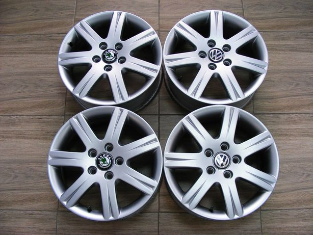 Диски R16 Skoda Octavia A5,VW Golf,Jetta,Touran,Caddy 5/112