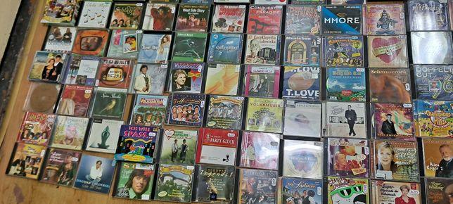 Zestaw płyt cd 150 sztuk orginały