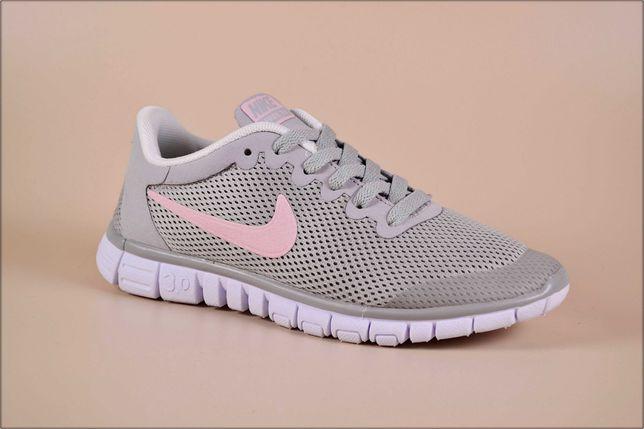 Женские кроссовки Nike Free Run 3.0 LG