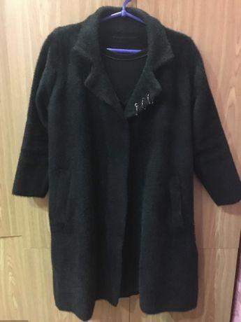 Пальто ткань Альпака