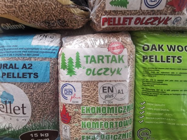 Pellet Olczyk Sieniawa Radawa Zapałów Oleszyce Szówsko Pełkinie pelet