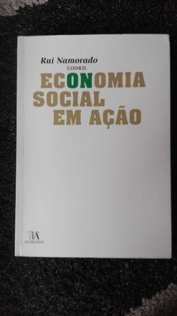 """Livro """"Economia Social em Ação"""""""