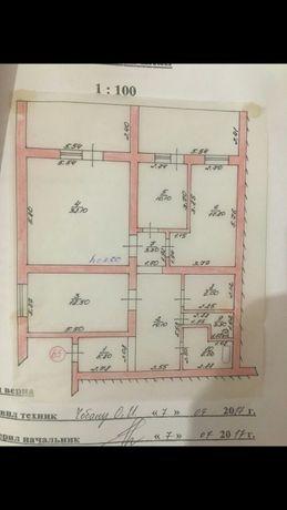 Продаётся 3-х комнатная квартира 130 м2 в городе Рени