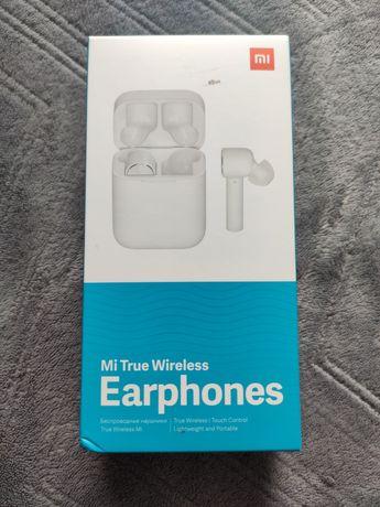 Słuchawki bluetooth TWS Mi True Wireless douszne nowe