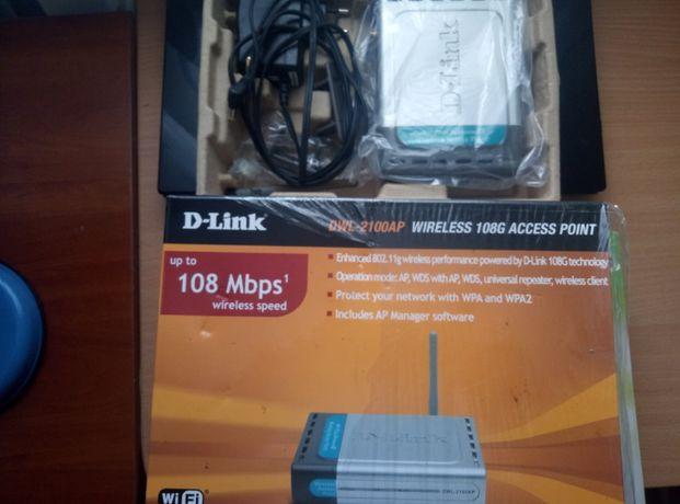 Точка доступа D-Link DWL-2100AP.