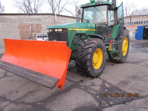 Отвалы для чистки почвы и снега