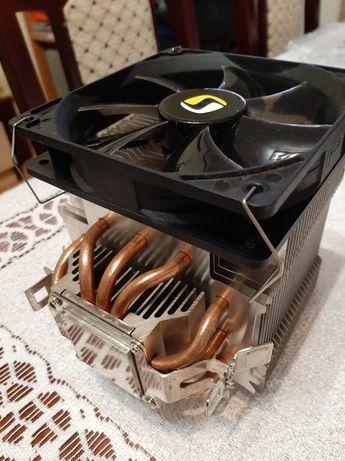 Solidne chłodzenie procesora