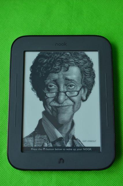 Электронная книга NOOK читает FB2 и все форматы книг !