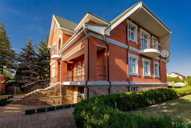БЕЗ%. Аренда дома (резиденции) Петропавловская Борщаговка.