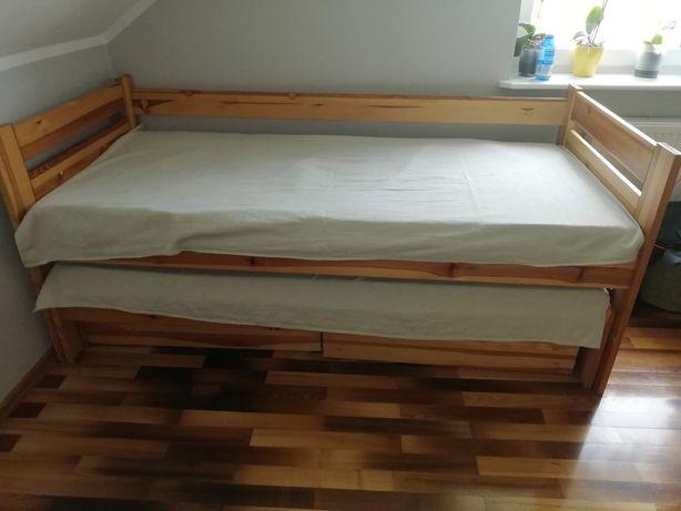 Sprzedam łóżko dwupoziomowe