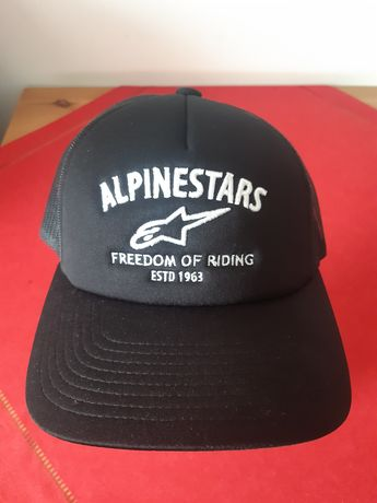 Czapka alpinestars trucker