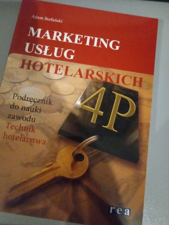 Ksiazka marketing uslug hotelarskich