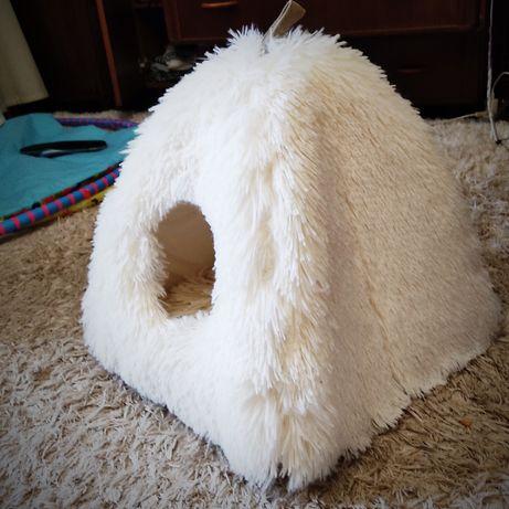 Дом для кошки, кошкин дом, кошачье гнездо