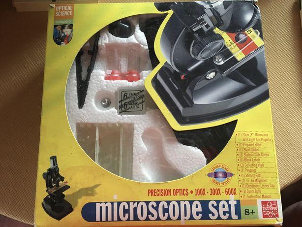 Kit de microscópio