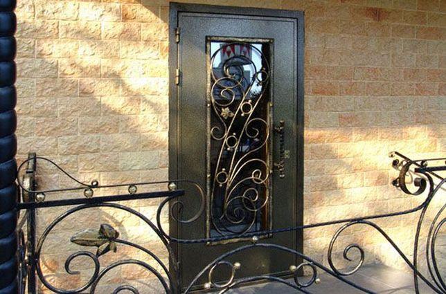 Двери. Ворота. Решётки. Навесы. Козырьки. Лестницы. Заборы. Беседки.