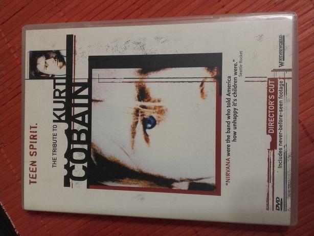 Nirvana DVD - The Tribute to Kurt Cobain.