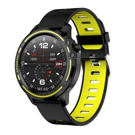 Smart Watch L8 monitor tętna, EKG, pogoda, IP68.