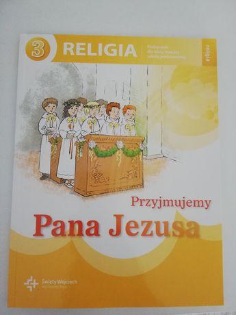Podręcznik do religii klasa 3 Przyjmujemy Pana Jezusa Św Wojciech