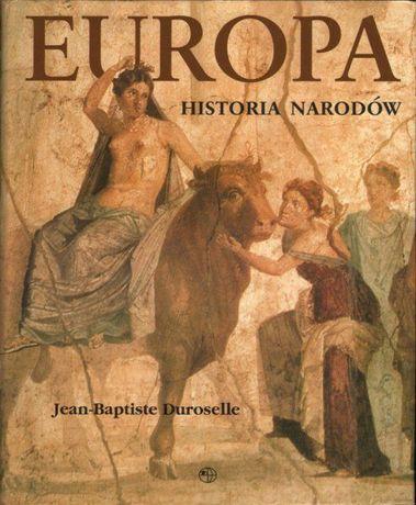 Europa Historia narodów Jean Baptiste Duroselle