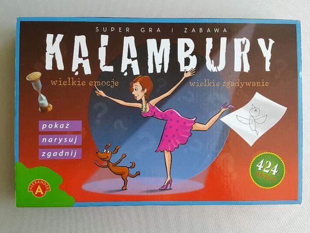Kalambury gra