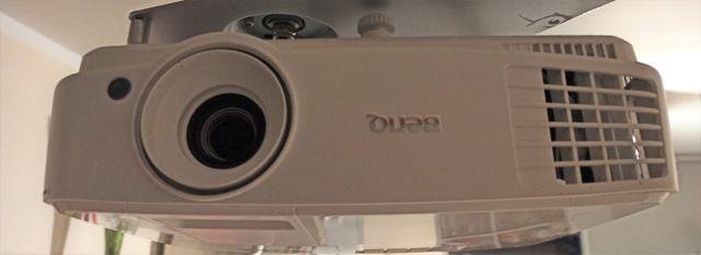 Projektor Benq MS524 + ekran