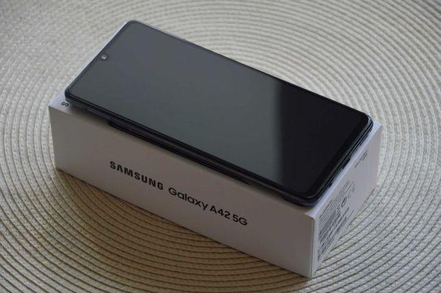 Smartfon Telefon Samsung Galaxy A42 5G 128GB - nieużywany, gwarancja