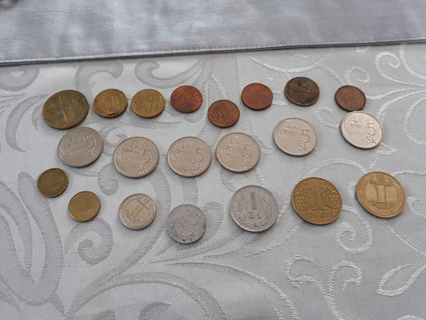Stare monety PRL