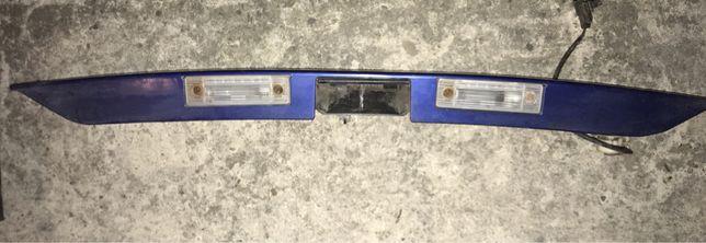 Панель підсвітки номеру Chevrolet Lacetti Hatchback