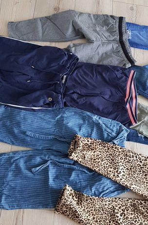 Paka spodni  jeans abercrombie &fitch M