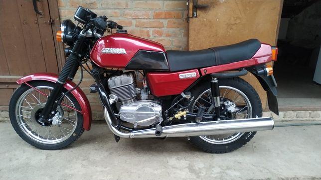 Jawa 350-638 идеал