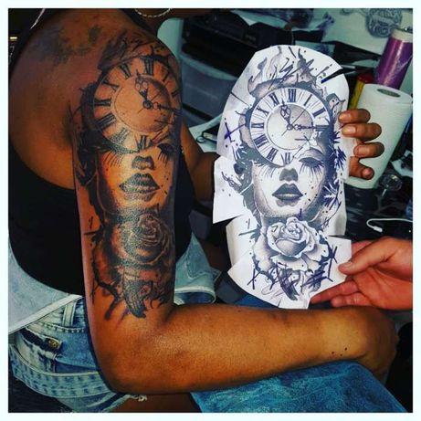 Hulk tattoos studio