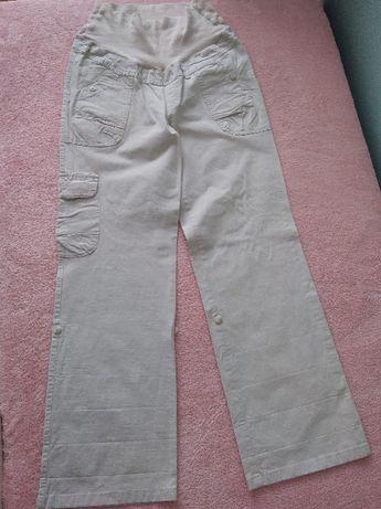 Ciążowe spodnie bojówki r.L