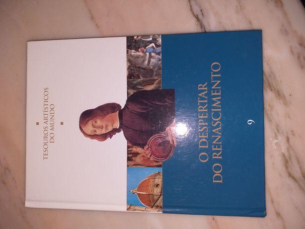 Livro sobre o Renascimento