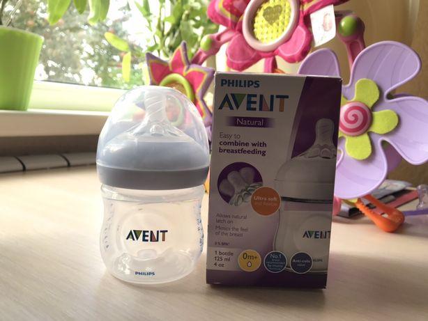 Бутылочка для кормления Philips Avent Natural 125 мл