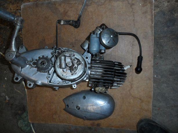 Мотор Ява 05 3х и 2х скоростной